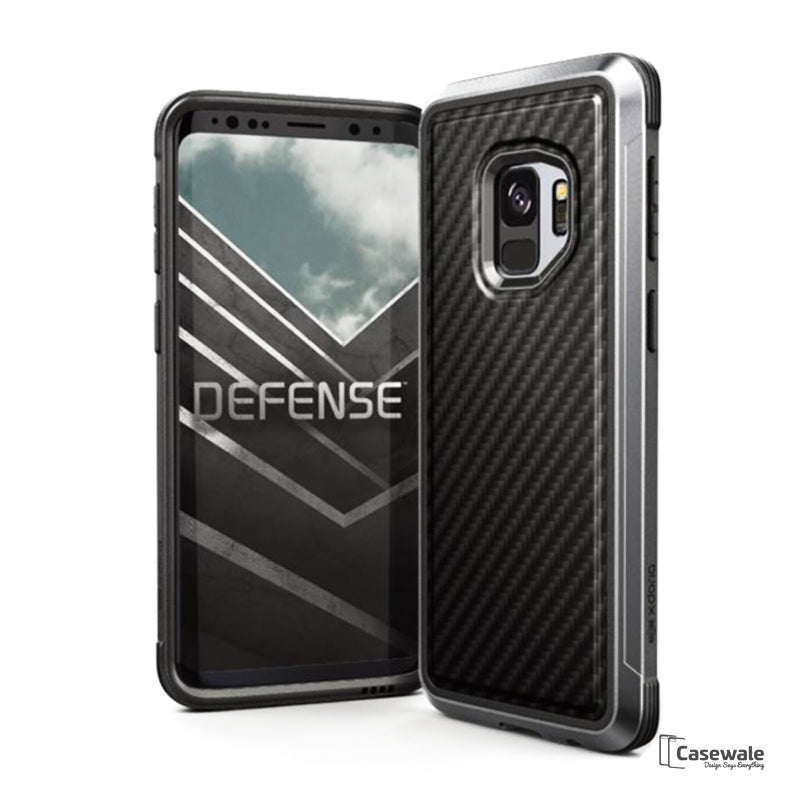 Defense Lux Military Aluminum Premium Case Galaxy S9/ S9 Plus