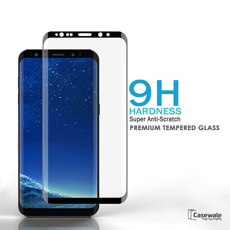 low priced 32486 8b9c9 Tempered Glass Screen Protector for Samsung Galaxy Note 9