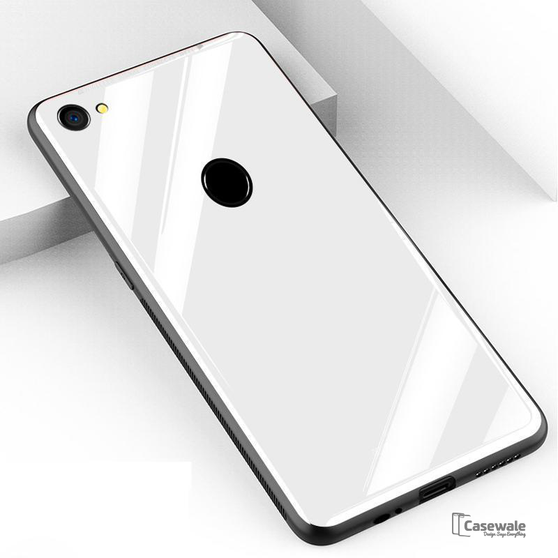 newest collection 00bd9 4ff0c 9H Luxury Tempered Glass Protective Case for VIVO Y83