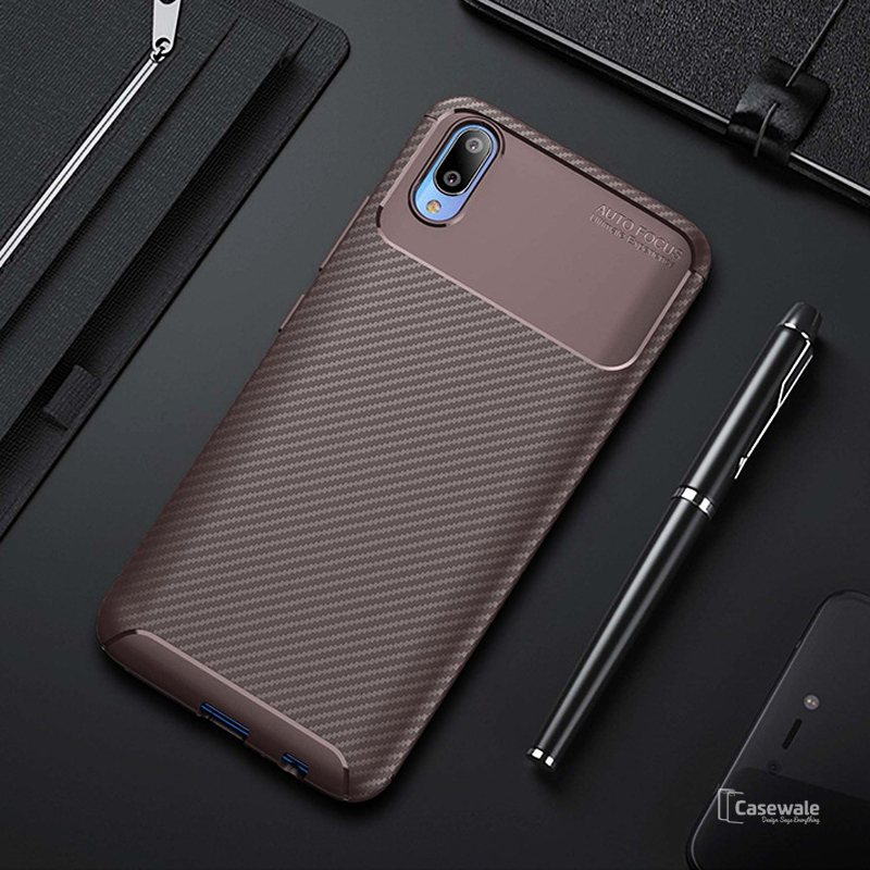 reputable site 1ae4f 29f4e Original Shockproof Frosted Back Case For Vivo V11 Pro [Best Quality Case]