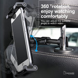 Adjustable Car Mount Holder For Phone, iPad Pro, Tablet PC
