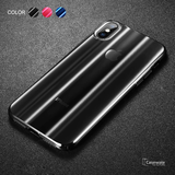 Baseus Aurora Series Electroplating Phone Case for iPhone X