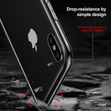 Baseus Aluminum Alloy Metal Bumper Phone Case For iPhone XS