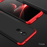 360 Protection Hard Phone Case for Redmi Note 5 [100% Original GKK]