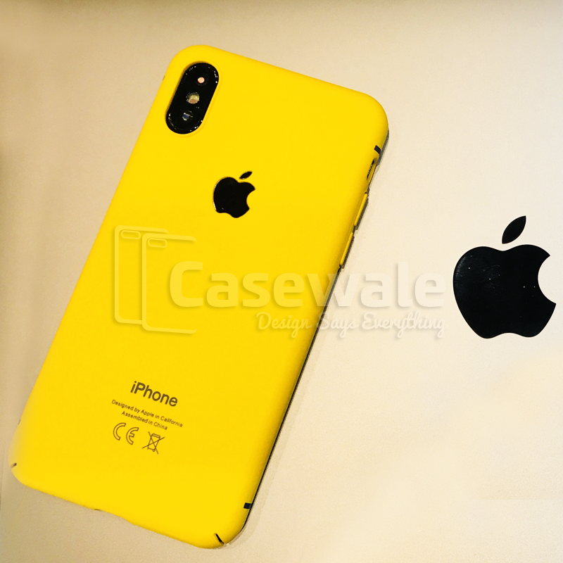 official photos 0ab0e f5495 Apple iPhone X Limited Protective Hard PC My Case Edition