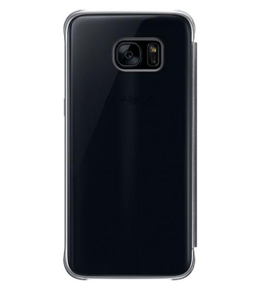 Galaxy S7 Edge Original Clear View Smart Flip Case