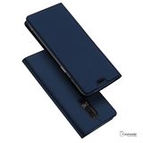 Luxury Leather Wallet Flip Case for OnePlus 6