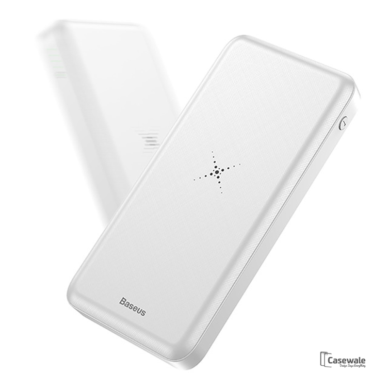 Baseus 10000mAh IQ Wireless Power Bank For Android Phone