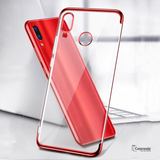 High-end Fashion Transparent Case For Galaxy A30