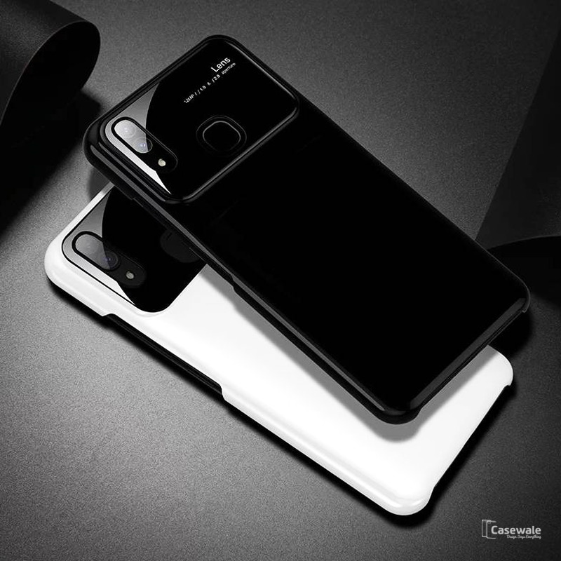 huge discount 23a6e 5b382 Smooth Luxury Ultra Thin Mirror Effect Case for VIVO V9