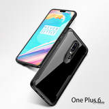 Soft TPU Silicone Back Cover Protective Case for OnePlus 6