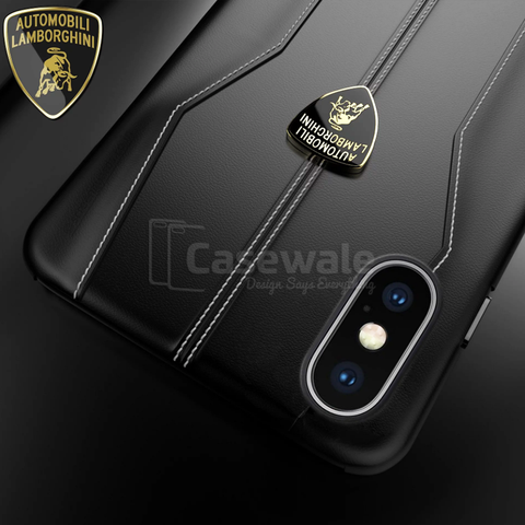 Lamborghini Official Huracan D1 Series Limited Edition Case for iPhone X