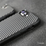 iPhone 7/ 7 Plus Carbon Fiber Ultra-thin Protection Back Case