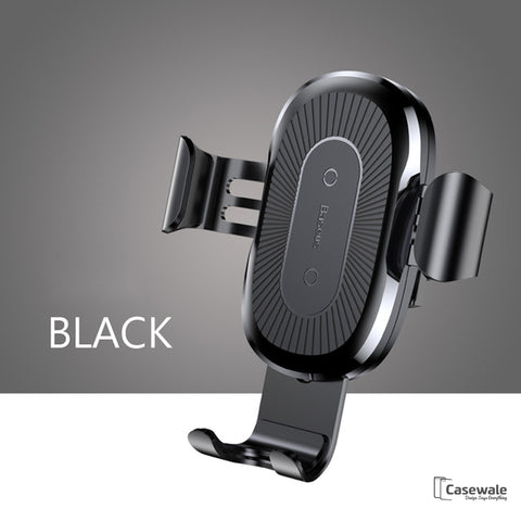 Baseus 10W  Car Holder Wireless Charger