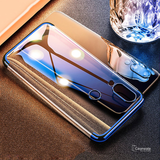 High-end Fashion Transparent Case For Galaxy M20