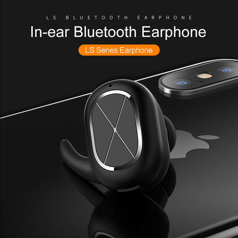 USAMS 2 in 1 Wireless Bluetooth V4.1 Earphones