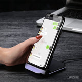 USAMS Mobile Phone Holder Wireless Charger