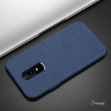 Luxury Cloth Canvas Texture Fabric Case