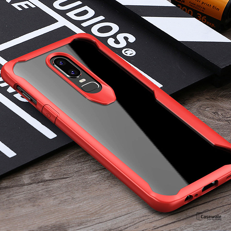 cheap for discount a52d4 8697b Soft TPU Silicone Back Cover Protective Case for OnePlus 6