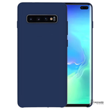 Original Slim Silicone Protective Case for Galaxy S10/ S10 Plus