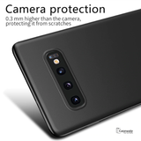 Luxury Ultra Thin Smooth Matte PP Case for Galaxy S10/ S10 Plus