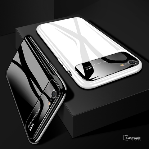 Luxury Smooth Ultra Thin Mirror Effect Case For iPhone 6 / 6S