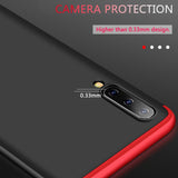 360 Protection Hard Phone Case for Galaxy A50 [100% Original GKK]