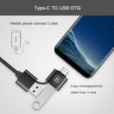 5 in 1 USB C Charging Cable for iPhone, Samsung S8