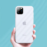 Baseus Semi Transparent Case For iPhone 11 Series