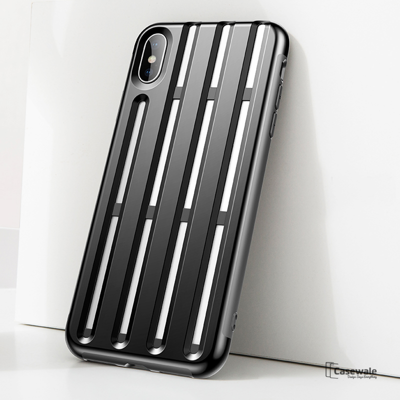 Baseus Soft Air Free Phone Case For iPhone X
