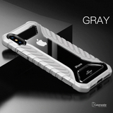 Baseus Shockproof Acrylic Hybrid Anti-Slip Case For iPhone XS