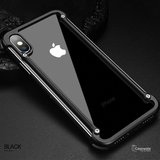 Original Aluminum Metal Bumper Case For iPhone X