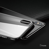 Baseus Luxury Original Tempered Glass Case For iPhone XS