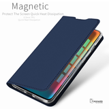 Luxury Leather Wallet Flip Phone Case for OnePlus 6T