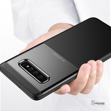 Luxury Armor Silicone Protective Case for Galaxy S10/ S10 Plus