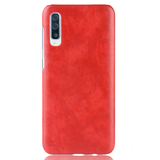 Luxury Leather Finish Full Protection Case for Galaxy A50