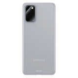 Ultra Thin Matte Shockproof Case for Galaxy S20/ S20 Plus