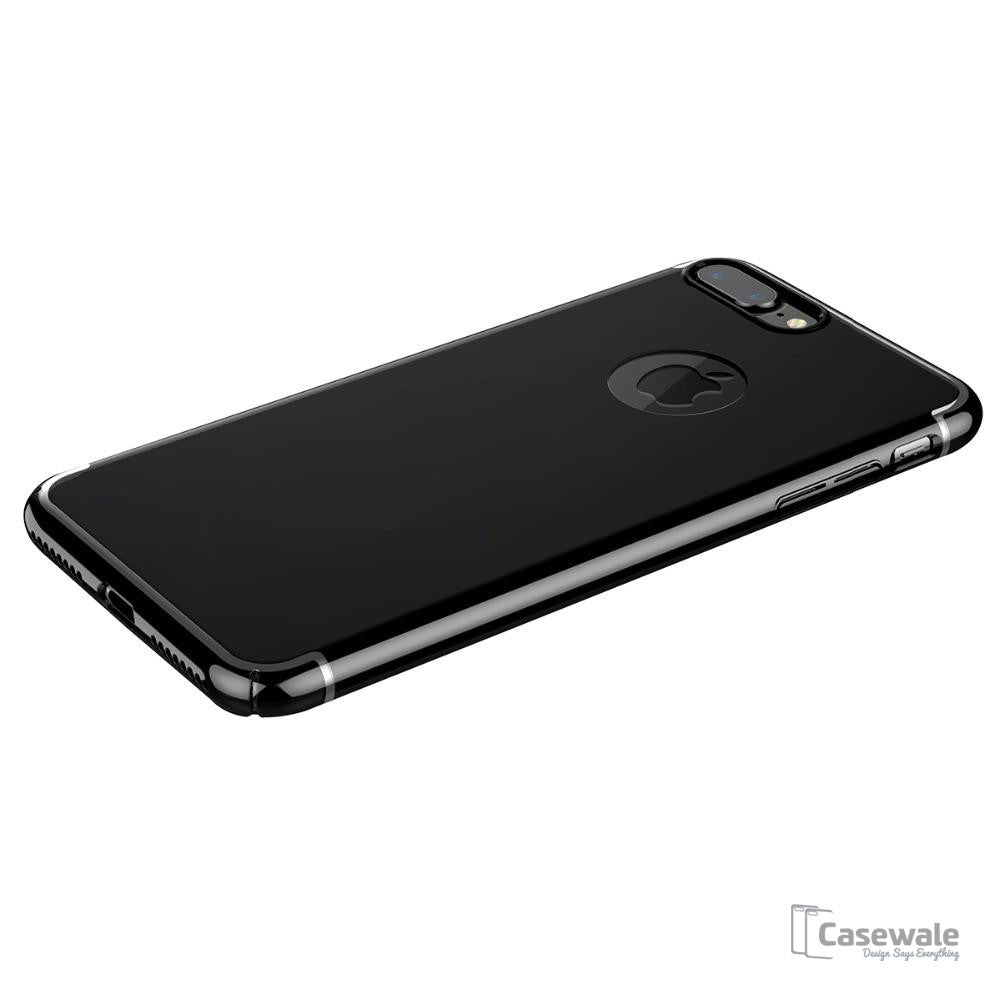 hard black iphone 7 plus case