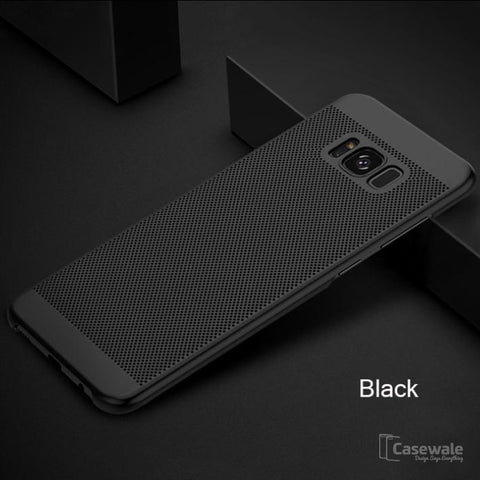 Galaxy S8 & S8 Plus Origin Series Ultra Thin Soft Back Matte Case
