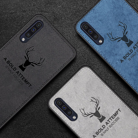 Deer Pattern Inspirational Soft Protective Case ( SALE )