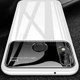 Luxury Smooth Ultra Thin Mirror Effect Case for Huawei P20 Lite