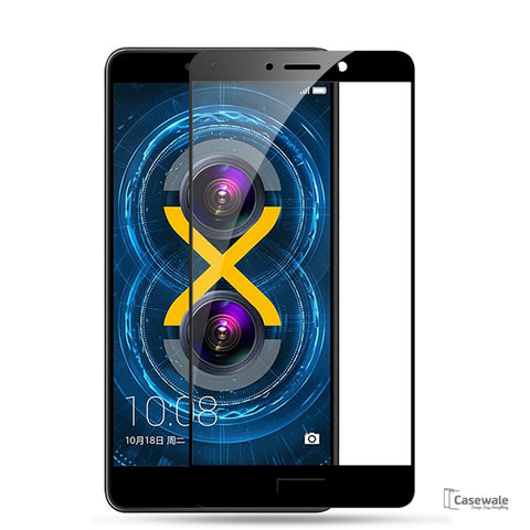 Tempered Glass 3D Curved Screen Protector for Huawei Honor 6 X
