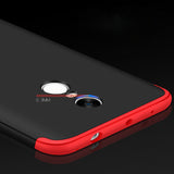 3 In 1 Full Protection Case For Xiaomi Redmi Note 4