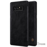 Qin Series PU Leather Back Cover for Galaxy Note 8