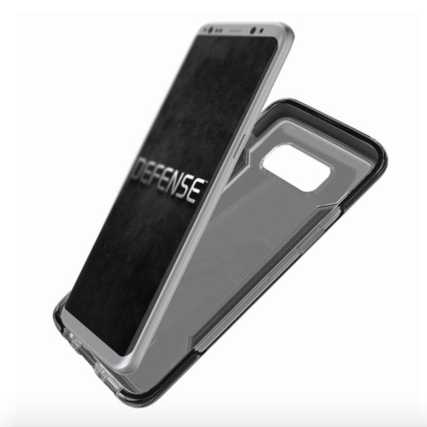 online store e1495 dd965 Galaxy S8 Clearview Ultra-protection Silicone Case