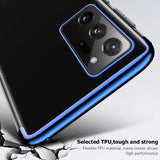 High-end Fashion Transparent Case for Galaxy Note 20 / 20 Ultra