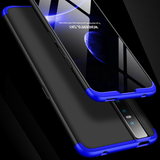 360 Full Body Hard Protection Matte Case For Vivo V15 Pro