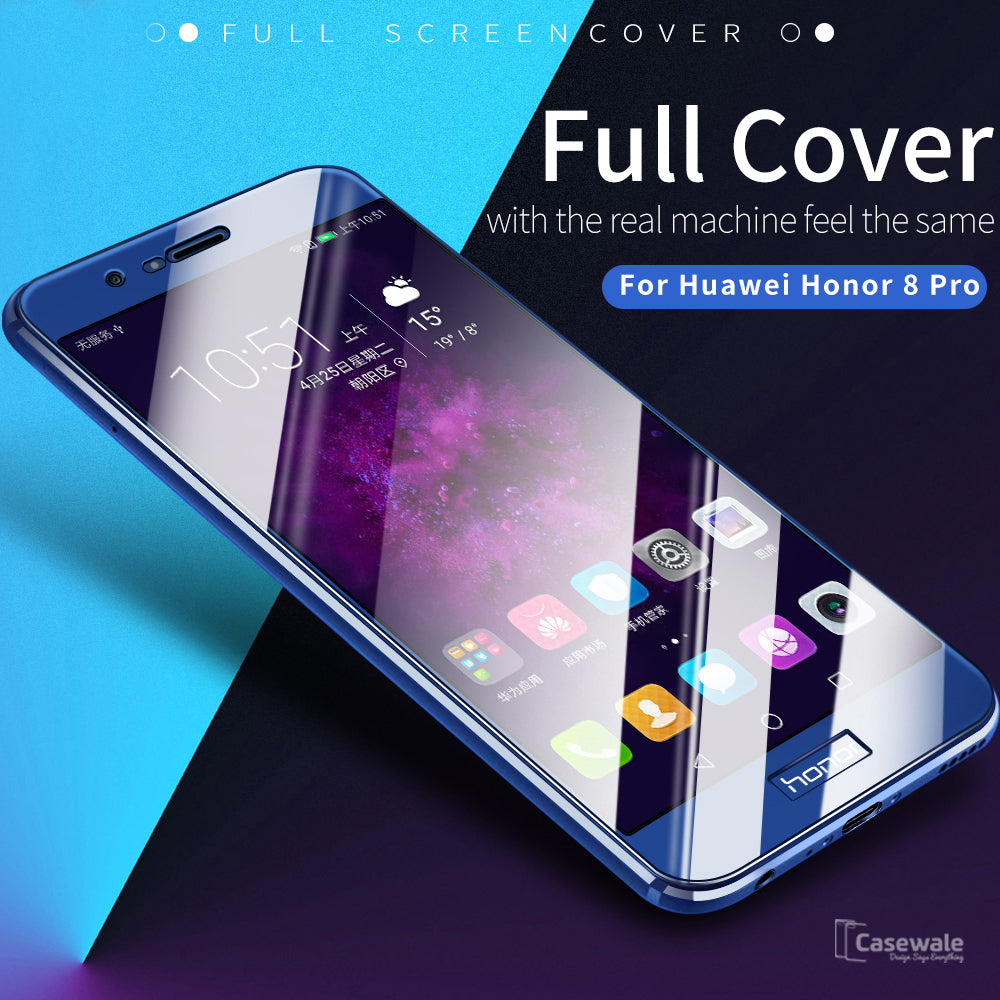 check out b550c bf0a4 Tempered Glass Screen Protector for Huawei Honor 8 Pro/ V9
