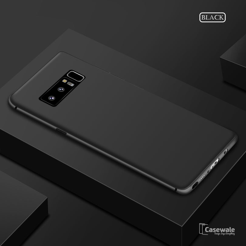 Ultra Thin Soft TPU Back Cover for Galaxy Note 8