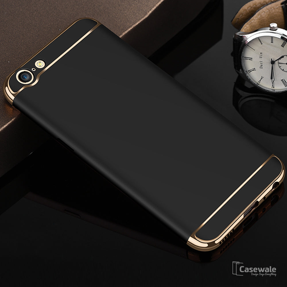 Ultra thin electroplating 3 in 1 case for oppo f3 casewale ultra thin electroplating 3 in 1 case for oppo f3 stopboris Image collections